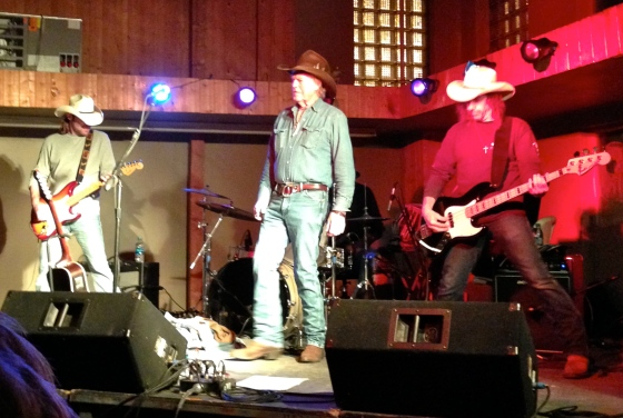Mr. Billy Joe Shaver, in the flesh